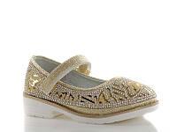Праздничные новогодние туфли для девочек SA106-20 (8пар 25-30)
