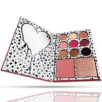 Палетка для макияжа KYLIE I Want It All: тени+румяна+бронзер (реплика)