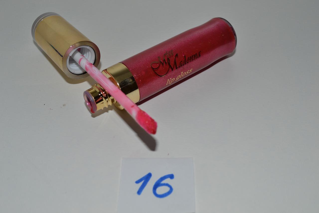 Блеск для губ Miss Madonna 16