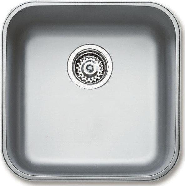 Мойка кухонная TEKA BE 40.40 (18) полированная