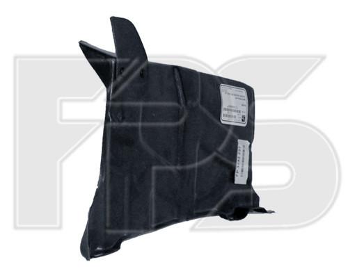 Защита двигателя пластиковая Kia Cerato 04-09, боковая, левая (FPS)