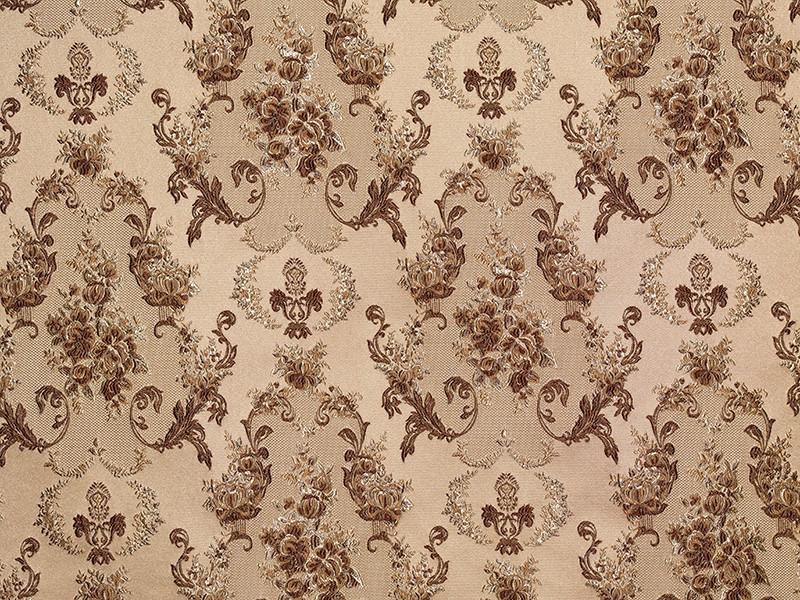 Красивая обивочная жаккардовая ткань на класическую мебель S 5997/9000