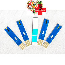 Тест-полоски Finetest premium 50 5 упаковок, фото 2