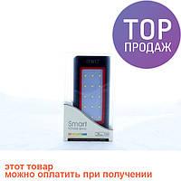 УМБ солнечное зарядное устройство Power Bank LED 36000 mAh / Портативное зарядное устройство Power Bank