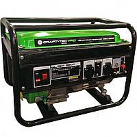 ✅ Бензиновый генератор CRAFT-TEC PRO GEG3800 (3,3 кВт)