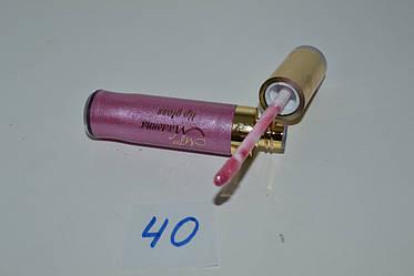 Блеск для губ Miss Madonna № 40, фото 2