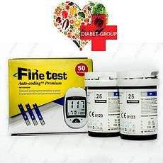 Тест-полоски Finetest premium 50 10 упаковок, фото 3