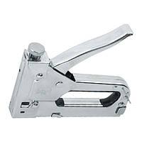 Скобозабивной пистолет под скобу 11.3 * 0.70 * 4-14 мм Professional (стальной) Intertool RT-0103