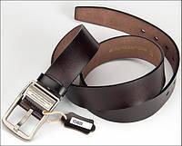 Ремень кожаный Baellerry art 4020