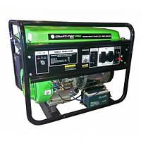 ✅ Бензиновый генератор CRAFT-TEC PRO GEG6500S (5,5 кВт)