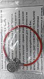 Браслет з червоної нитки Ваги, фото 2