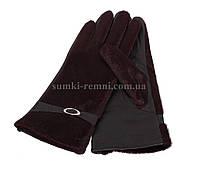 Женские перчатки с шерстяным покрытием