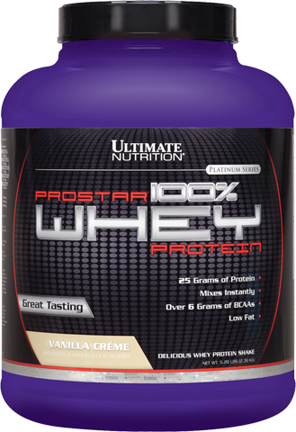 Ultimate 100% Prostar Whey Protein 2390g