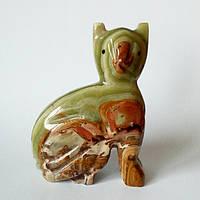 Кошка из оникса (11 cм)