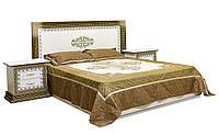 Кровать двуспальная 160 София люкс (Світ меблів)
