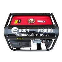 ✅ Бензиновый генератор EDON PT 3000 (3 кВт, медная обмотка)
