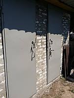 Двери металические арт.дм №1
