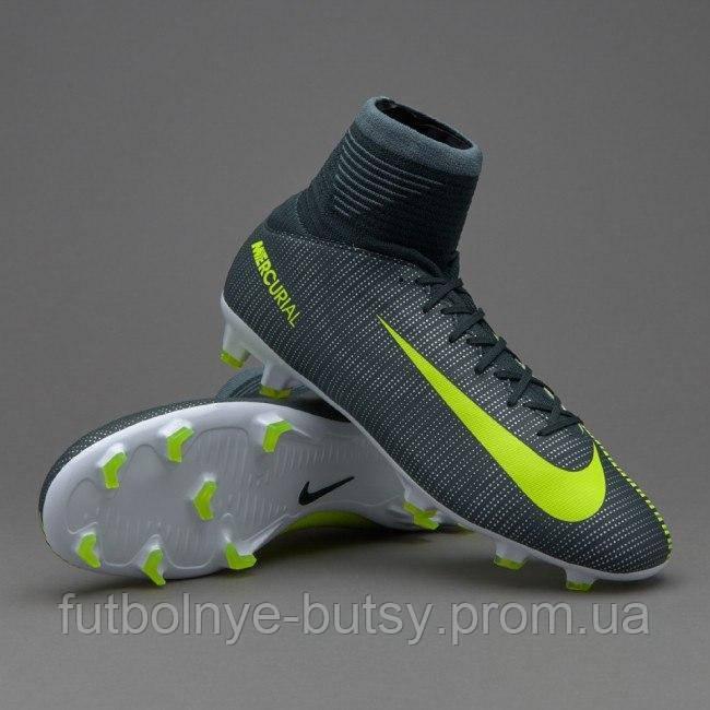 3de629379f07 Детские футбольные бутсы Nike JR Mercurial Superfly V FG, цена 2 000 ...