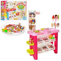 Магазин кассовый аппарат 668-19-21( обучающая и развивающая игрушка)