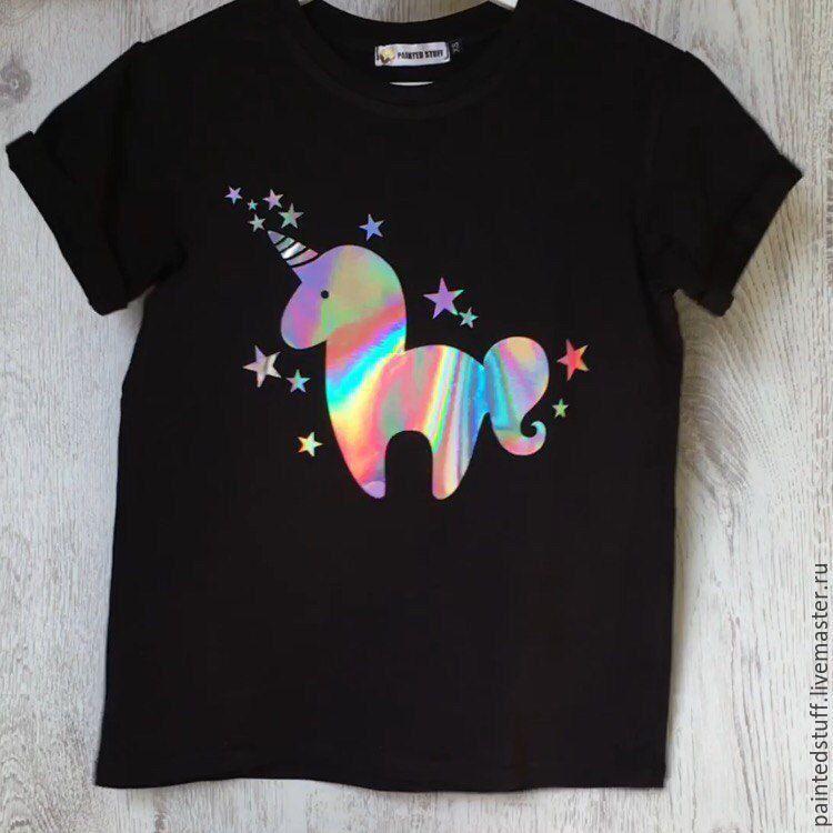 Сделать принт на футболке
