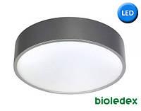 Настенно-потолочный светильник Bioledex PIXBO LED 12Вт 1050Лм Ø150x33 серебристый