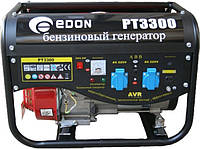 ✅ Бензиновый генератор EDON PT 3300 (3.3 кВт, медная обмотка)