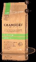 Корм сухой для собак малых пород с ягнёнком и рисом Грандорф 27\15 3 кг