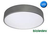 Настенно-потолочный светильник Bioledex PIXBO LED 16Вт 1440Лм Ø200x34 серебристый