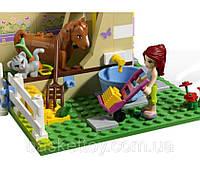 "Конструктор Bela ""Городские конюшни"" 10163 (аналог LEGO Friends 3189)"