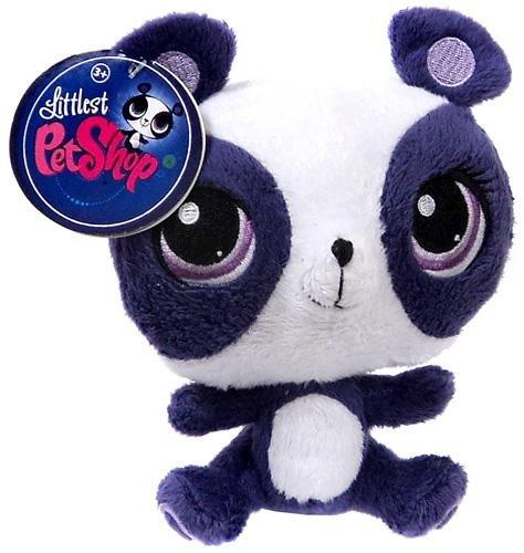 Littlest Pet Shop Мягкая игрушка - Панда