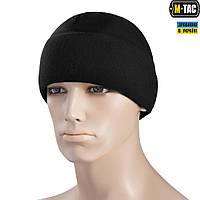 M-TAC ШАПКА WATCH CAP ФЛИС (260Г/М2) WITH SLIMTEX BLACK