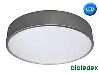 Настенно-потолочный светильник Bioledex PIXBO LED 24Вт 2100Лм Ø300x42 серебристый