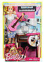 Кукла Барби музыкант пианино и гитара Barbie Girls Music Blonde, фото 6