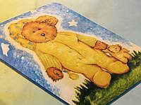 """Детское одеяло-плед """"Медвежонок"""""""
