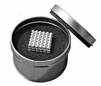 Неокуб NeoCube 3 мм (216шт) из шариков неодимовый магнит