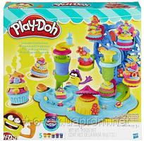 Игровой набор с пластилином PLAY-DOH Карнавал сладостей (B1855)