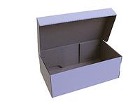 Коробка для обуви 300х150х100 белая
