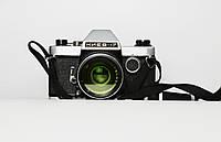 Фотоаппарат Киев-17 с объективом Гелиос-81Н 2/50 мс