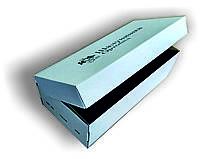 Коробка для обуви 350х250х100 белая