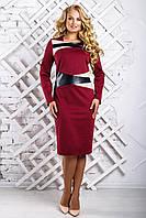 Платье приталенного силуэта SV 2332-33-34 в 3х цветах, фото 1