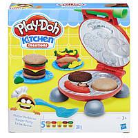 """Игровой набор """"Бургер гриль"""" Play-Doh Hasbro B5521"""