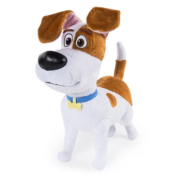 Spin Master Secret Life of Pets Мягкая игрушка терьер Макс 30см - Тайн
