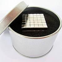 Неокуб NeoCube 5 мм (216шт) из кубиков неодимовый магнит