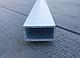 Труба алюминиевая 40х20х2мм прямоугольная АД31Т5 б.п., фото 2