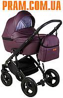 Универсальная коляска 2 в 1 Bair Leo Eco BL-5 Фиолетовый, фото 1