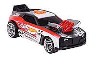 Сверхскоростной автомобиль Hot Wheels Flash Drifter, 16 см