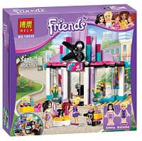 Конструктор Friends Парикмахерская Хартлейк BELA 10539 (аналог Lego 41093)