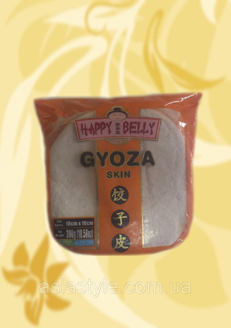 Тісто для Гьодзи, 10на 10см, 300г Happy Belly, ДжМо