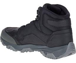 Оригинал Зимние ботинки MERRELL COLDPACK ICE+ MID POLAR WATERPROOF J91841 BLACK черные, фото 2