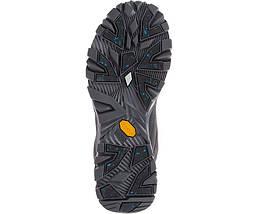 Оригинал Зимние ботинки MERRELL COLDPACK ICE+ MID POLAR WATERPROOF J91841 BLACK черные, фото 3